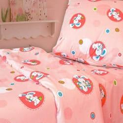Постіль в дитяче ліжечко «Гудзички»