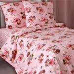Постіль в дитяче ліжечко «Лялечка»